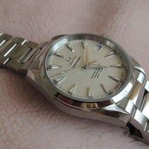 Omega Seamaster AQUA TERRA Co-Axial Master Chronometer.Steel