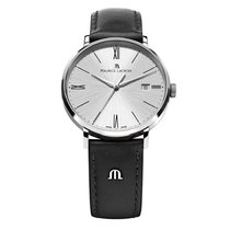 Maurice Lacroix Eliros Date silber