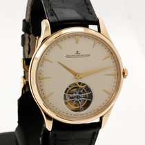 Jaeger-LeCoultre Master Ultra Thin Tourbillon - full set -...