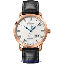 Glashütte Original Senator Panorama Date Roman numerals United States of America, California, Newport Beach