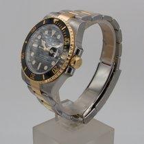 Rolex Submariner Date nuovo 40mm Oro/Acciaio