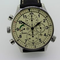 Sinn 917 pre-owned 44mm Steel
