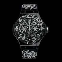 Hublot Big Bang Broderie 343.CS.6570.NR.BSK16 2018 new