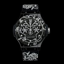 Hublot Big Bang Broderie Ceramic 41mm United States of America, New York, New York