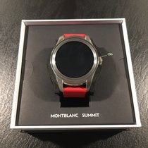 Montblanc Steel 46mm pre-owned Summit