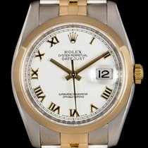 Rolex 116203 Gold/Steel Datejust (Submodel) 36mm