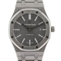 Audemars Piguet 15400ST Acier Royal Oak Selfwinding 41mm