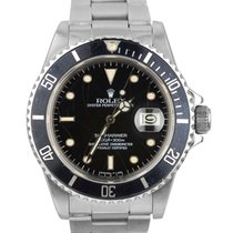 Rolex Submariner Date 16800 pre-owned