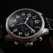 Zeno-Watch Basel Stahl 47mm Automatik 8560-2 neu Schweiz, Neuchâtel