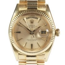Rolex 1803 Geelgoud 1964 Day-Date 36 36mm tweedehands Nederland, Diemen