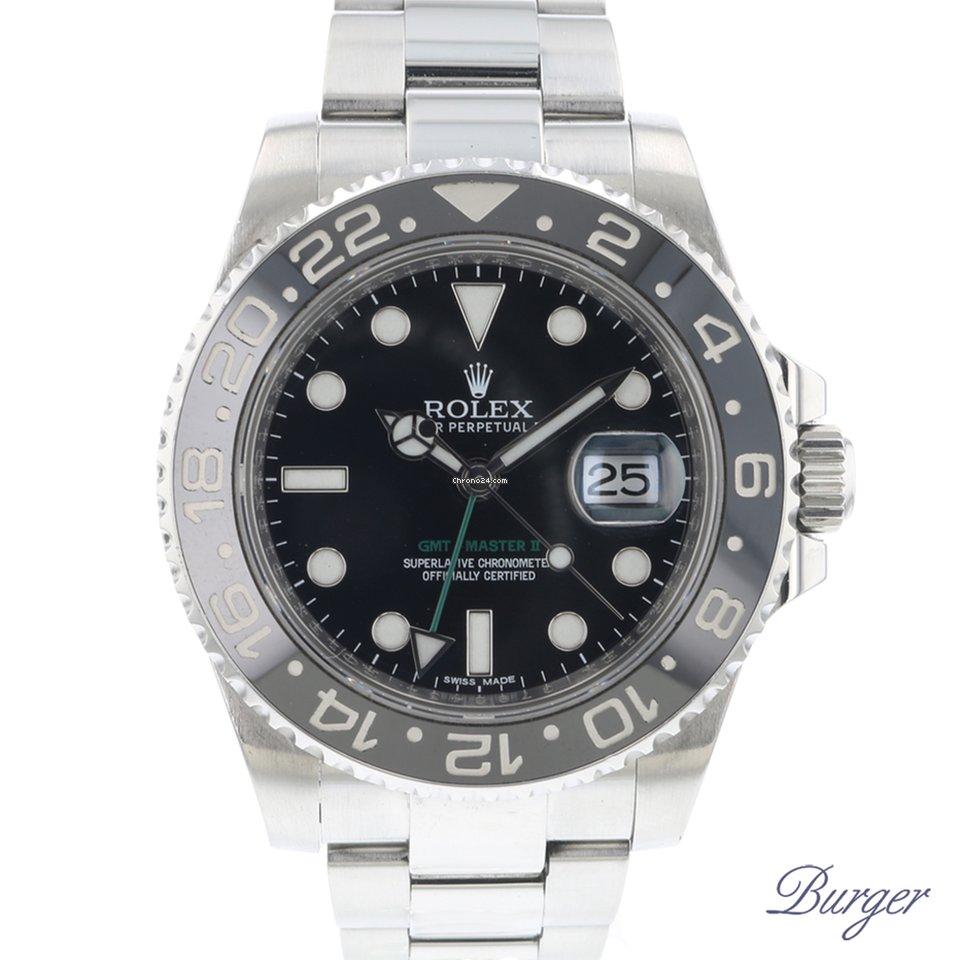 Rolex Gmt Master Ii Horloges Rolex Gmt Master Ii Horloge Kopen En