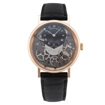 Breguet Red gold Manual winding Silver 40mm new Tradition