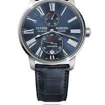 Ulysse Nardin Steel 42mm Automatic 1183-310/43 pre-owned South Africa, Johannesburg