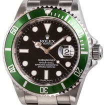 Rolex Submariner Date 16610V 2008 pre-owned