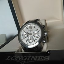 Longines Grande Vitesse Steel 42mm