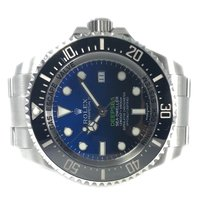 Rolex Sea-Dweller Deepsea Steel 44mm Blue No numerals United States of America, California, La Jolla