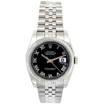 Rolex 116234 Steel 2016 Datejust 36mm pre-owned United States of America, California, Los Angeles