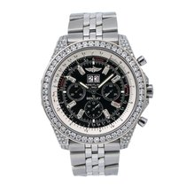 Breitling A44362 Steel 2010 Bentley 6.75 48mm pre-owned United States of America, New York, NewYork