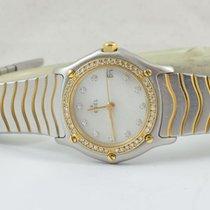 Ebel Altın/Çelik 28mm Quartz 1090124 ikinci el