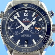 Omega Seamaster Planet Ocean Chronograph 23290465103001 2013 pre-owned