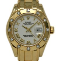 Rolex Lady-Datejust Pearlmaster 69318 1993 occasion