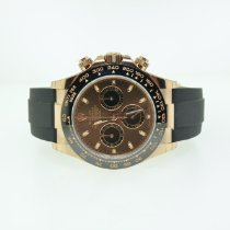 Rolex Daytona Rose gold 40mm Brown No numerals United States of America, New York, Massapequa