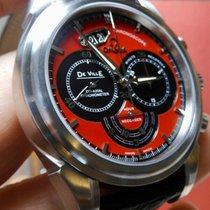 Omega De Ville Co-Axial Steel 41mm Red United States of America, North Carolina, Winston Salem