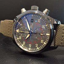 IWC Pilot Top Gun Miramar Chronograph IW389002 Box Papers Unworn