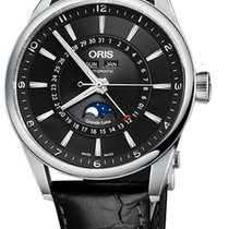 Oris Artix Complication Steel 42mm Black United States of America, New York, Airmont