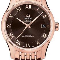 Omega De Ville Hour Vision Oro rosado 41mm