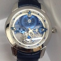 Ulysse Nardin Royal Blue Tourbillon Платина