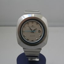 Omega Tungsten Automatic Grey No numerals 44mm pre-owned Seamaster