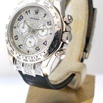 Rolex Daytona 40mm Silber