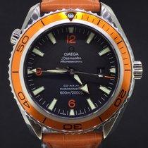 Omega Seamaster Planet Ocean Orange, Co-Axial, 600 METER