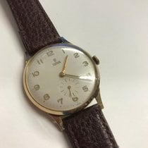 Tudor Vintage  9ct  gold manual watch