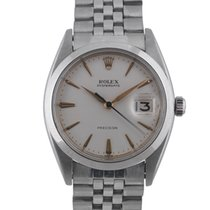 Rolex gentleman's Oysterdate bracelet watch