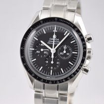 Omega Speedmaster Professional Moonwatch Hesalite 42mm NEW 2018