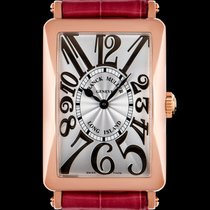 Franck Muller Women's watch Long Island pre-owned 25mm