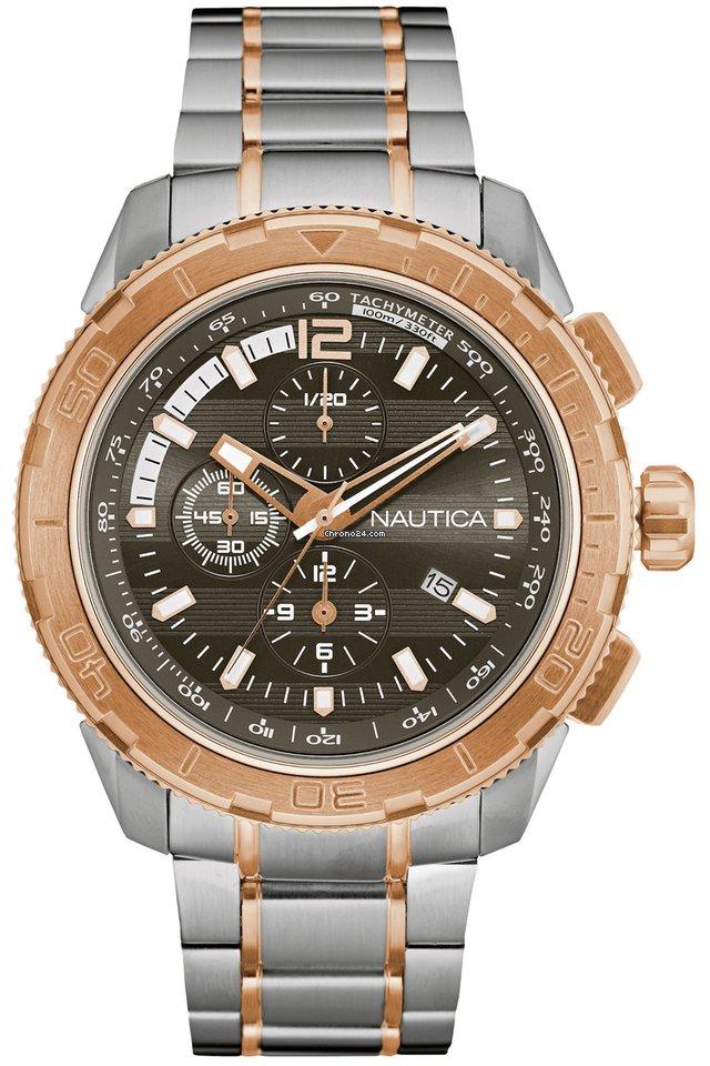 f6a08a65684 Relógios de senhora Nautica - Relógios de senhora 19 Nautica na Chrono24