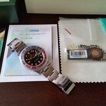 Rolex GMT-Master II 16710BLRO 2007 tweedehands