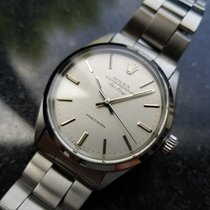 Rolex Men's Oyster Precision Air-King 5500 Automatic c.1972...