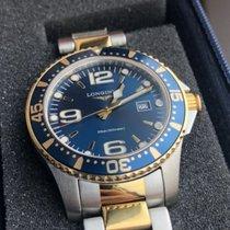 Longines Hydroconquest Gold/Steel Blue