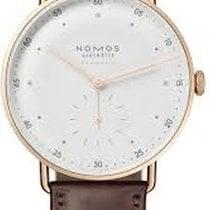 NOMOS Rose gold new Metro Neomatik
