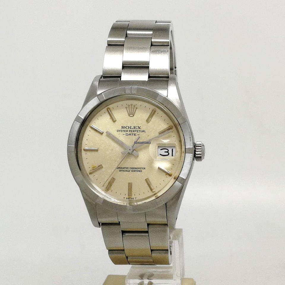9d0cc9b43b9 Rolex Oyster Perpetual Date - Tutti i prezzi di Rolex Oyster Perpetual Date  su Chrono24