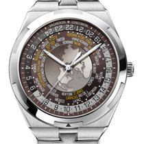 Vacheron Constantin Overseas World Time new 2019 Automatic Watch with original box and original papers 7700V/110A-B176