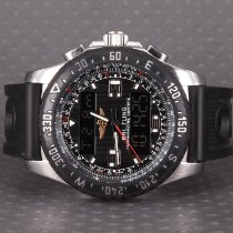 Breitling Airwolf Steel 43.5mm Black