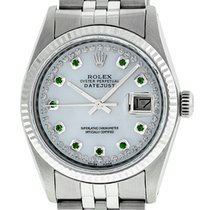 Rolex Steel 36mm Automatic Datejust pre-owned United States of America, California, Los Angeles