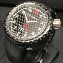 Giuliano Mazzuoli Carbon 45mm Automatic Manometro pre-owned