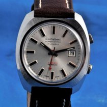 Cortébert Steel 37mm Automatic pre-owned
