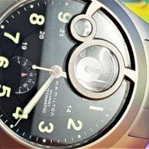 Hamilton Chronograf 43mm Automatyczny 2012 używany Khaki Navy Frogman Czarny